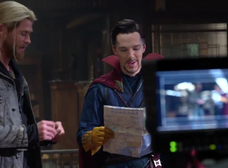 Doctor Strange aparece en el tercer tráiler de Thor:Ragnarok