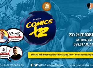 """""""Cómics X2"""""""
