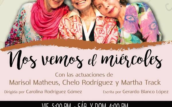 NOS VEMOS EL MIERCOLES - Trasnocho cultural