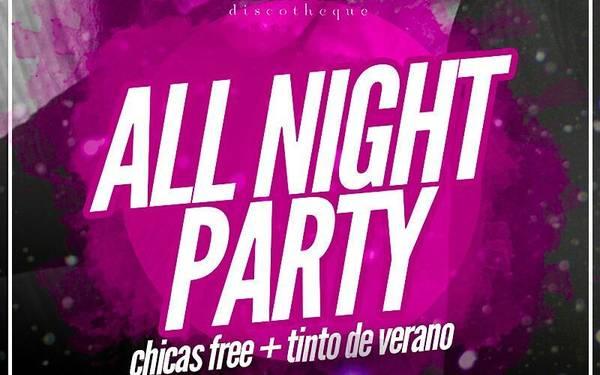 PartyAllNight - Marbella disco