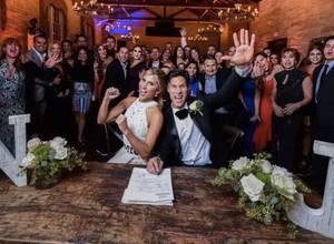Mira las fotos de la boda de Chyno y Natasha Araos
