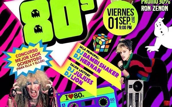 La Fiesta de los 80s