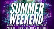 #SummerWeekend