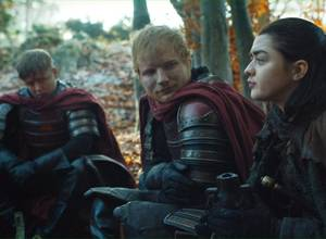 Ed Sheeran habla sobre su personaje en Game of Thrones