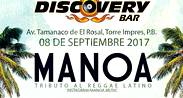 REGGAE latino  - Discovery Bar
