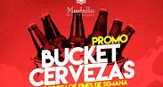 Bucket de Cervezas