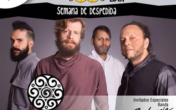 Despedida de Discovery bar juanto a Gaelica & Bohemia
