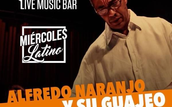 EN VIVO a Alfredo Naranjo