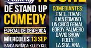 Semana de Despedida - Liga Venezolana de Stand Up Comedy