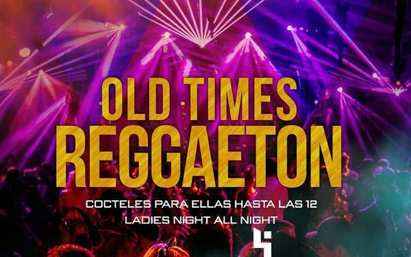 Old Times Reggaeton - Maroma Bar