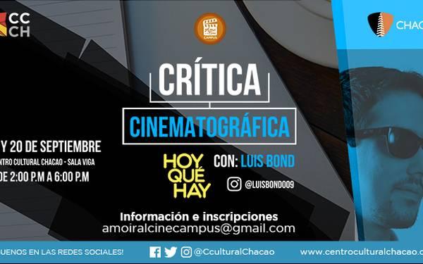 El Taller de Crítica de Cine