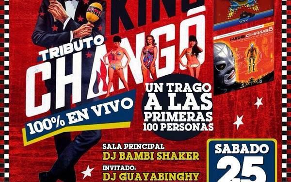 Tributo a King Chango