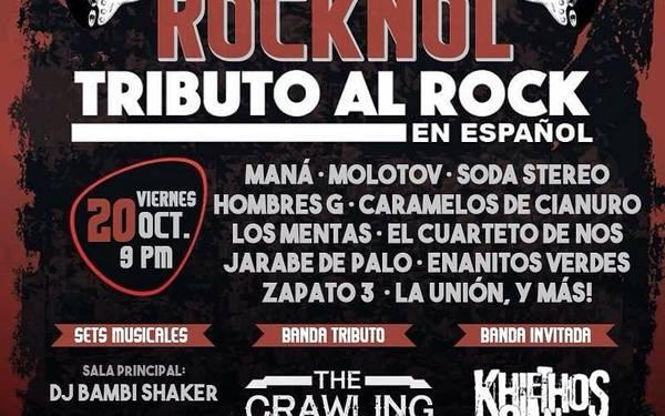 Tributo al Rock Español