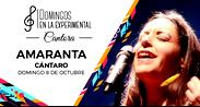 CANTORA: AMARANTA CÁNTARO