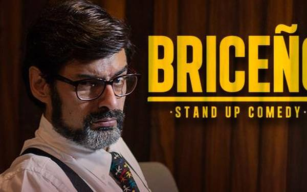 STAND UP COMEDY -BRICEÑO