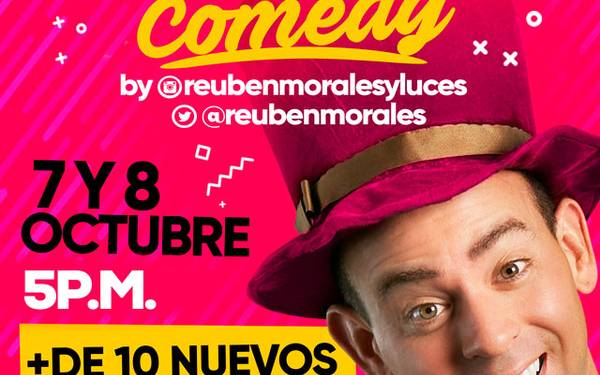 LA MUESTRA TALLER STAND UP COMEDY