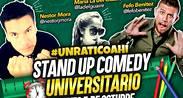 STAND UP COMEDY UNIVERSITARIO