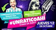JUEVES DE COMEDIA - STAND UP PARTY
