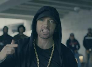 Eminem critica a Donald Trump en un freestlye