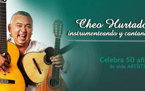 CHEO HURTADO- INSTRUMENTEANDO Y CANTANDO
