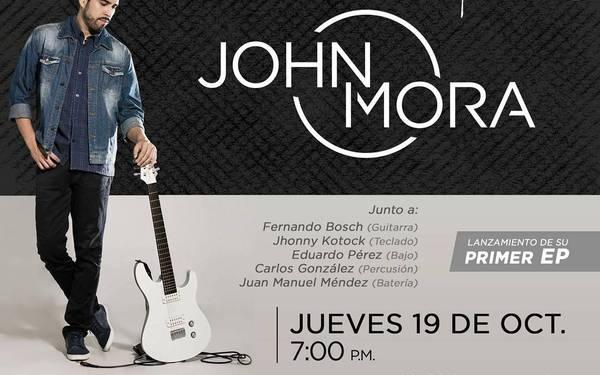 JOHN MORA