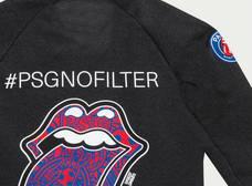 El PSG y Rolling Stones hacen una alianza divertida