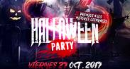 HALLOWEEN PARTY- EL MOLINO