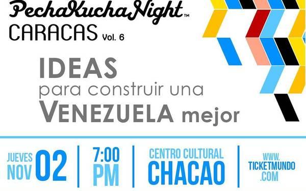 PECHAKUCHA NIGHT CARACAS