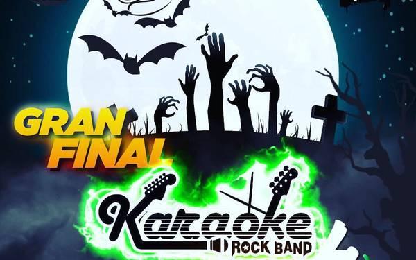 GRAN FINAL KARAOKE ROCK BAND