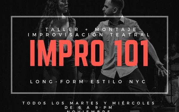 IMPRO101