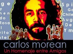 CARLOS MOREÁN: UN HOMENAJE ENTRE AMIGOS