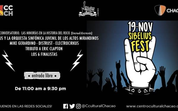 FESTIVAL DE GUITARRA ELÉCTRICA