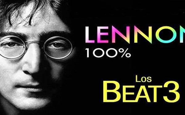 LOS BEAT3- 100% LENNON