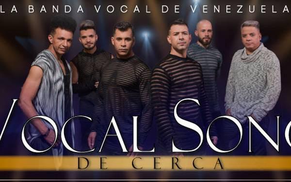 VOCAL SONG DE CERCA