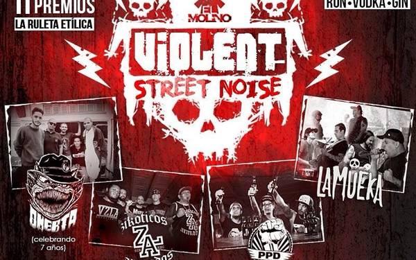 VIOLENT STREET NOISE