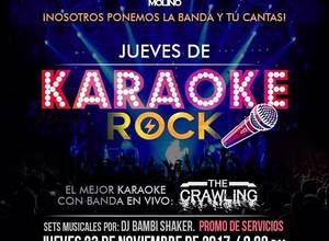 JUEVES DE KARAOKE ROCK