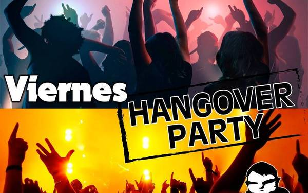 HANGOVER PARTY - EL TEATRO BAR