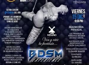 BDSM  EXPERIENCE - EL MOLINO