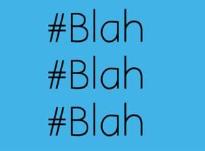 Los Hashtags más utilizados 2017