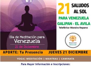 21 Saludos Para Venezuela - Galipán