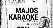 JUEVES DE MAJOS KARAOKE