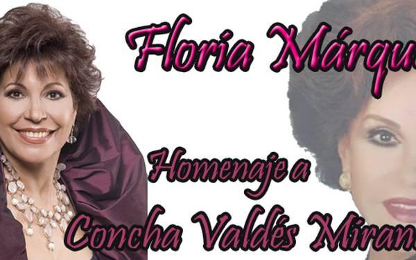 FLORIA MÁRQUEZ-HOMENAJE A CONCHA VALDÉS MIRANDA