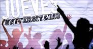 JUEVES UNIVERSITARIO EN EL TEATRO BAR