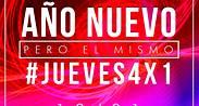 4X1 EN ROSALINDA CLUB