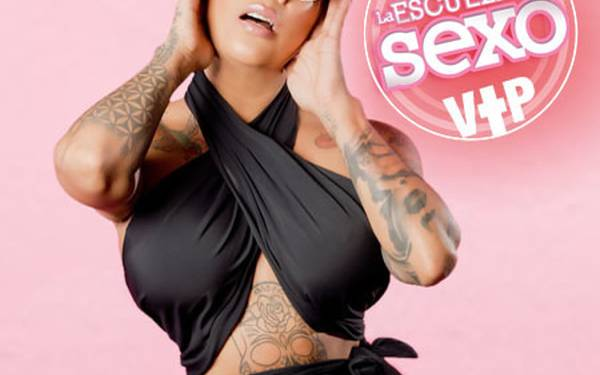 LA ESCUELA DE SEXO VIP - ESCENA 8