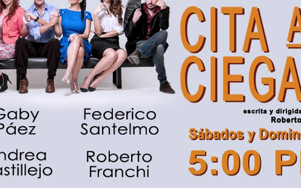 CITA A CIEGAS - CC BOD
