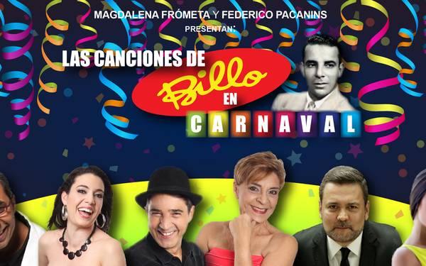 LAS CANCIONES DE BILLO EN CARNAVAL - CC BOD