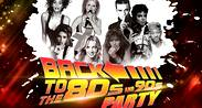 BACK TO THE 90s PARTY - EL MOLINO