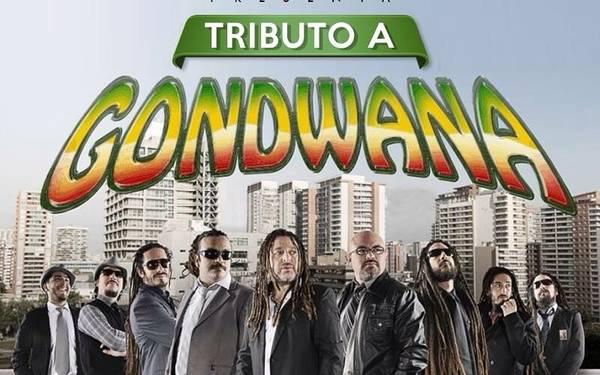 TRIBUTO GONDWANA - EL MOLINO