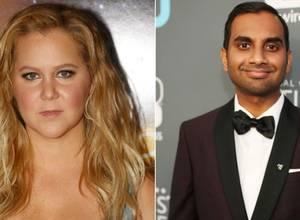Amy Schumer habla sobre las acusaciones de abuso sexual de Aziz Ansari